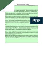 Emissions Worksheet