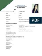 Curriculum Cristina Morales (1)