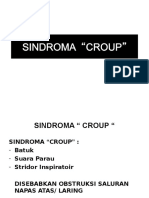 Sindroma Croup