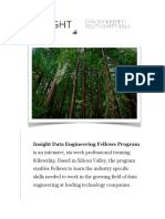 Insight Data Engineering White Paper 2014