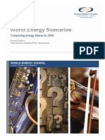 World Energy Scenarios Composing Energy Futures to 2050 Full Report