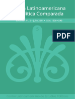 Vol 5. Revista Politica Comparada