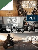 2012 Motorcycle Brochure