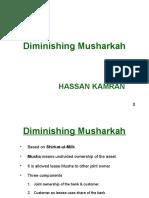 Diminishing Musharika