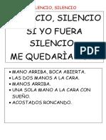 Silencio Silencio