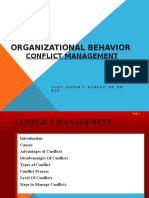 Conflict Management in Nursing *credits to the owner*