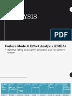 Lecture 6 - FMEA