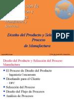 Administracion de Procesos Manufactura