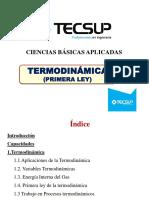 Primera Ley de Termodinamica -Juan Carlos Durand