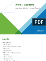 Vmware It Academy Program May2016
