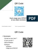 130912 Presentation Qrcode Afristat