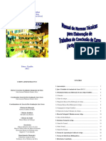 Manual Do Artigo Científico Da Pós-graduação.