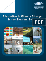 Adaptation to Climate Change in the Tourism Sector
