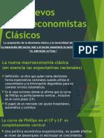 Los Nuevos Macroeconomistas Clásicos