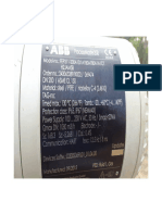 ABB ProcessMaster 300 Spec