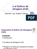 H2S Gustavo Chavez