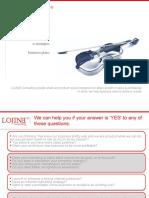 LOJINE Consulting Profile