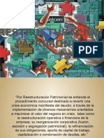 Restructuración patrimonial