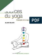 Aux sources du yoga - Alain Delaye.epub