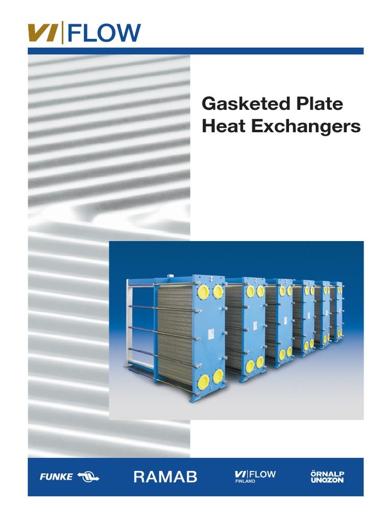 ViFlow_Funke_GB.pdf | Heat Exchanger | Air Conditioning