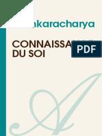 Shri Shankaracharya-connaissance Du Soi