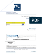 Evaluación y diagnostico