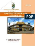 Mof Mdl Municipalidad de Luyando