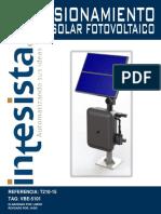 5101_T210 Calculo de Sistema Solar Fotovoltaico