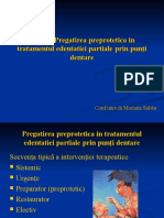 Curs 5.Pregatirea preprotetica in tratamentul edentatiei partiale.ppt