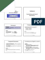 CC218 Lec1 DiscreteMath Logic of Compound Stat