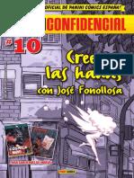 Panini Confidencial 10