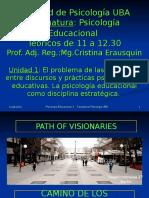 Primera Clase UBA. psicologia educacional- Erausquin
