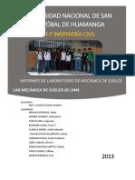 Informe Final Lab Mecanica de Suelos i