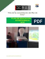 Plan de Trabajo Educacion en Ecoeficiencia