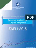 ENEI 1 - 2015