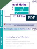 C1.8 Integration