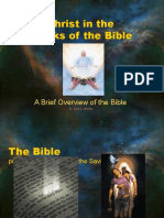 Books of the Bible-Christ