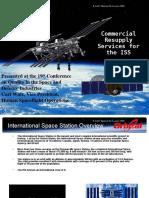 Orbitial Sciences Commercial Space