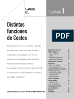 Analisis de Costos Con Excel by Tectimes