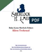 Buku Kasus Sherlock Holmes - Klien Penting.pdf