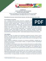 Enseñar Hoy. Nuevos Contextos y Nuevos Desafíos Español