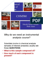 Chapter 1 - Introduction to Spectrometric Methods