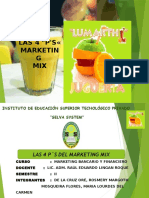 4P MARKETING