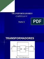 Cap-V, Part 5 -Transformadores