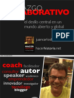 PresentacionOrganizacionColaborativa-JuanCarlosLucas