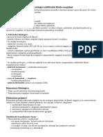 Fiziopatologie Curs Bals