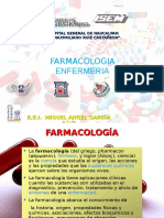 Farmacodinamia Farmacocinetica Clase