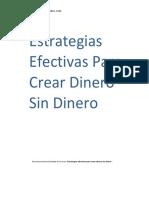 El Juego Del Dinero Reportee