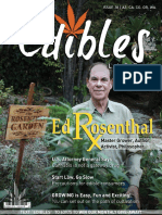 Edibles List Magazine Issue 28 - The Growing Issue