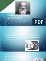 Dmitri Mendeleiev